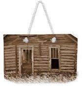 Homestead Past Weekender Tote Bag