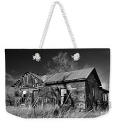 Homestead Weekender Tote Bag by Ron Cline