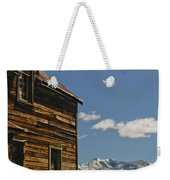 Homestead View Of The Crazy's Weekender Tote Bag