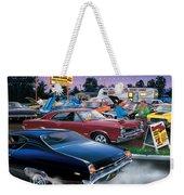 Honest Als Used Cars Weekender Tote Bag