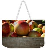 Honey Crisp Weekender Tote Bag by Susan Herber