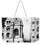 Hong Kong - Monument To Queen Victoria - C 1906 Weekender Tote Bag