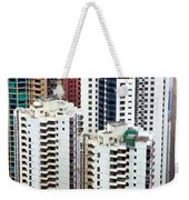 Hong Kong View Weekender Tote Bag