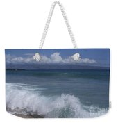 Honokohau Aloalo Aheahe D T Fleming Beach Maui Hawaii Weekender Tote Bag