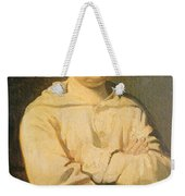 Honore De Balkzac, French Author Weekender Tote Bag
