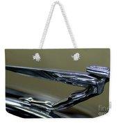 Hood Ornament Weekender Tote Bag