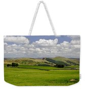 Hope Valley From Winnats Head Weekender Tote Bag
