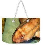 Horn Shark Weekender Tote Bag