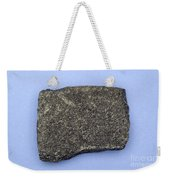 Hornblende Schist Weekender Tote Bag