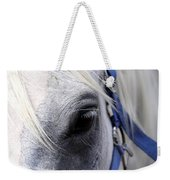Horse At Mule Day Benson Weekender Tote Bag