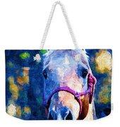 Horse Beautiful Weekender Tote Bag