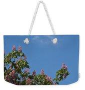 Horse Chestnut Weekender Tote Bag