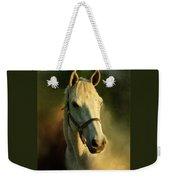 Horse Head Portriat Weekender Tote Bag