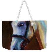 Horse Of Colour Weekender Tote Bag