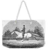 Horse Racing, 1851 Weekender Tote Bag