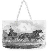Horse Racing, 1862 Weekender Tote Bag