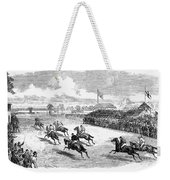 Horse Racing, 1870 Weekender Tote Bag