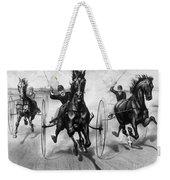 Horse Racing, 1890 Weekender Tote Bag