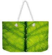 Horseradish Leaf Weekender Tote Bag