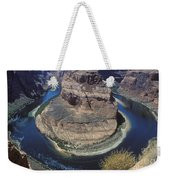 Horseshoe Bend View Weekender Tote Bag
