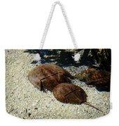 Horseshoe Crabs Weekender Tote Bag