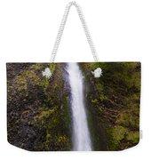 Horsetail Falls Oregon Weekender Tote Bag