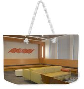 Hospital Waiting Room Weekender Tote Bag
