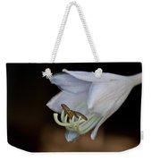Hosta Blossom 1 Weekender Tote Bag