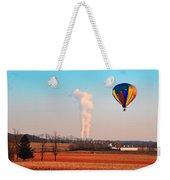 Hot Air Balloon Near Limerick Pa Weekender Tote Bag