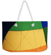 Hot Air Balloon Rigging Weekender Tote Bag