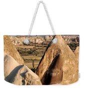 Hot Air Balloons Over Cappadocia Weekender Tote Bag by RicardMN Photography