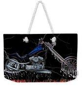 Hot Chopper Weekender Tote Bag