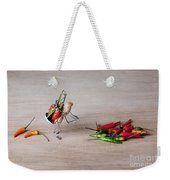 Hot Delivery 02 Weekender Tote Bag