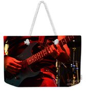 Hot Licks Weekender Tote Bag by Bob Christopher