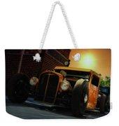 Hot Roddin' Weekender Tote Bag