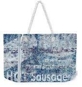 Hot Sausage Weekender Tote Bag