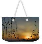 Hot Sunset Weekender Tote Bag