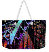 Hot Town Summer In The City Weekender Tote Bag