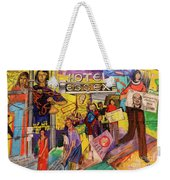 Hotel Essex  Weekender Tote Bag