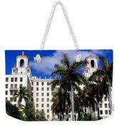 Hotel Nacional De Cuba Weekender Tote Bag