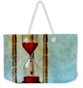 Hour Glass Dripping Blood Weekender Tote Bag
