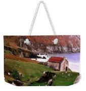House At The Coast Weekender Tote Bag