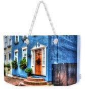 House Of Blues Weekender Tote Bag
