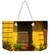 House Of Yellow Weekender Tote Bag