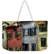 Houses In Transylvania 1 Weekender Tote Bag