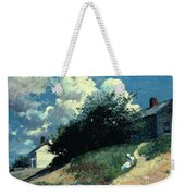 Houses On A Hill Weekender Tote Bag