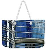 Houston Architecture 1 Weekender Tote Bag