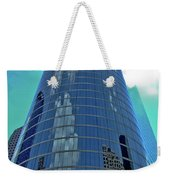 Houston Architecture 2 Weekender Tote Bag