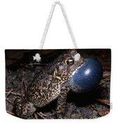 Houston Toad Weekender Tote Bag