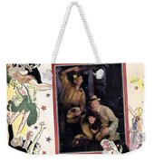 How Am I To Know Weekender Tote Bag